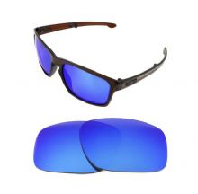 NEW POLARIZED ICE BLUE REPLACEMENT LENS FOR OAKLEY SLIVER SUNGLASSES